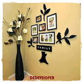 DIY Awesome Family Wall Decor