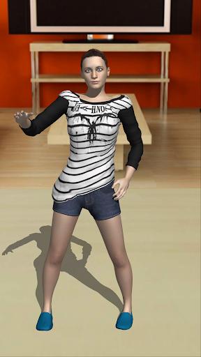 My Virtual Girl, pocket girlfriend 0.2.2 gameplay   by HackJr.Pw 6