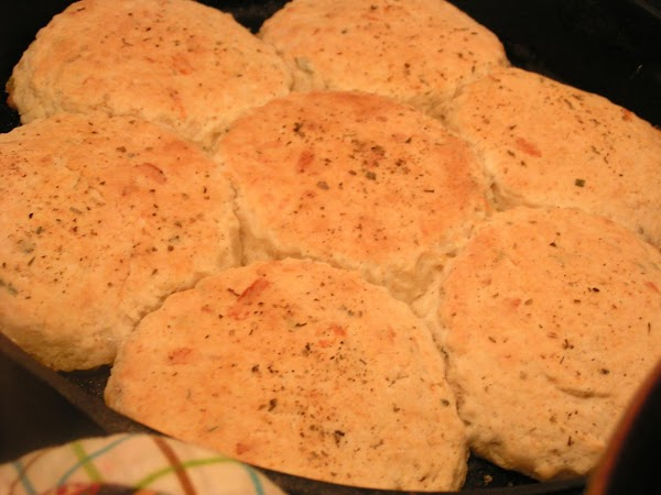 Not Yo Mama's Biscuits Recipe