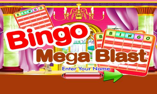 Bingo Mega Blast