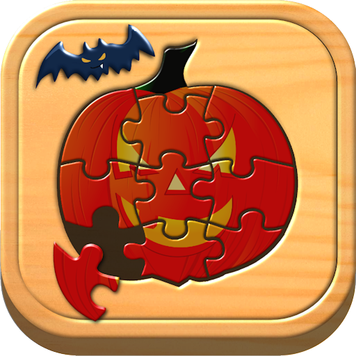 孩子們的萬聖節拼圖遊戲 教育 App LOGO-硬是要APP