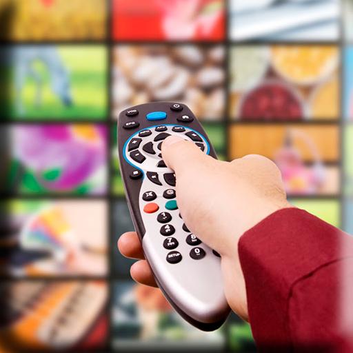 工具のテレビデコーダリモコン LOGO-記事Game