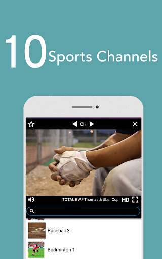 Free TV/Music App Download Now Screenshot