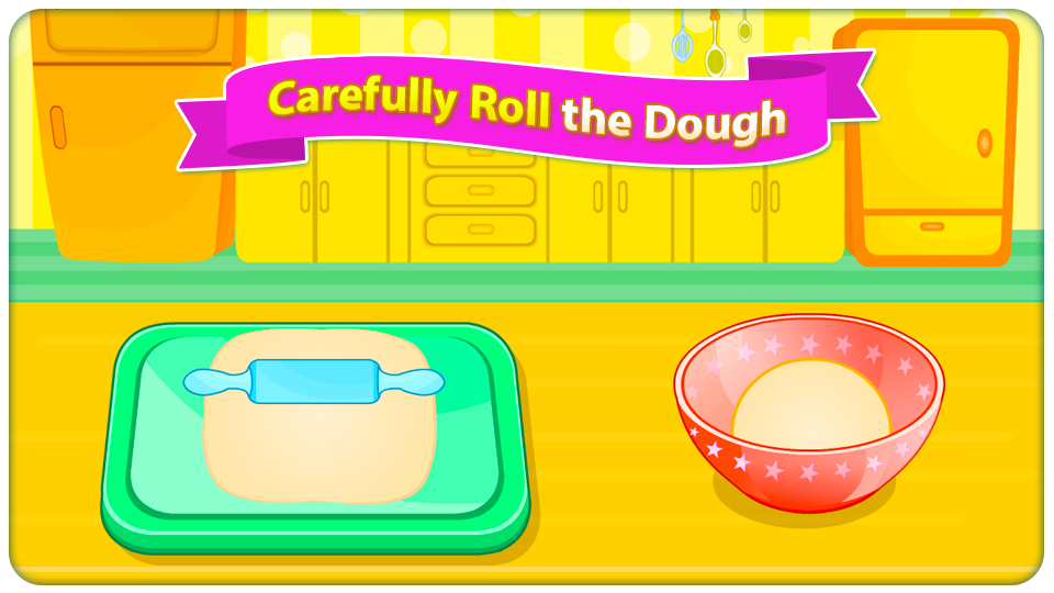 Tasty Cookies Cooking Games- screenshot