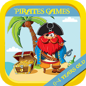 Pirates Puzzle Games for Kids