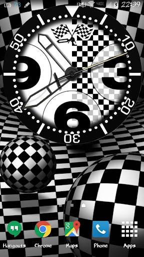 Screenshot for WatchMaker Live Wallpaper in Hong Kong Play Store