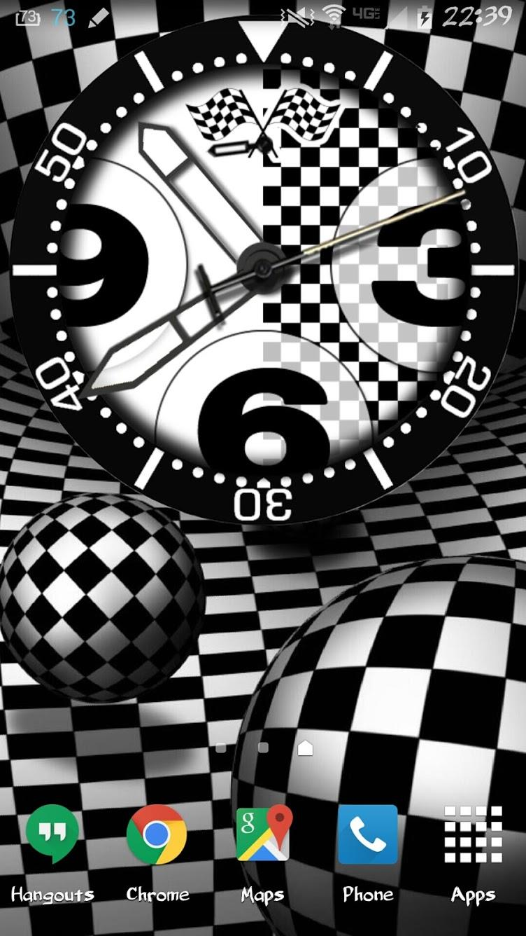 WatchMaker Live Wallpaper Screenshot 7