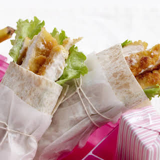 Chicken Wraps.