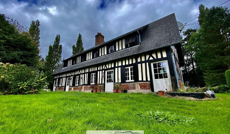 Maison avec terrasse Fontaine-le-Dun