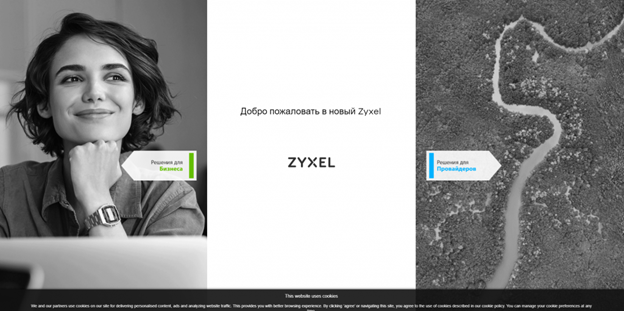 как выглядели самые первые беларуские сайты zyxel.by