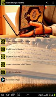 Surah Al Furqan HD MP3 الفرقان - náhled