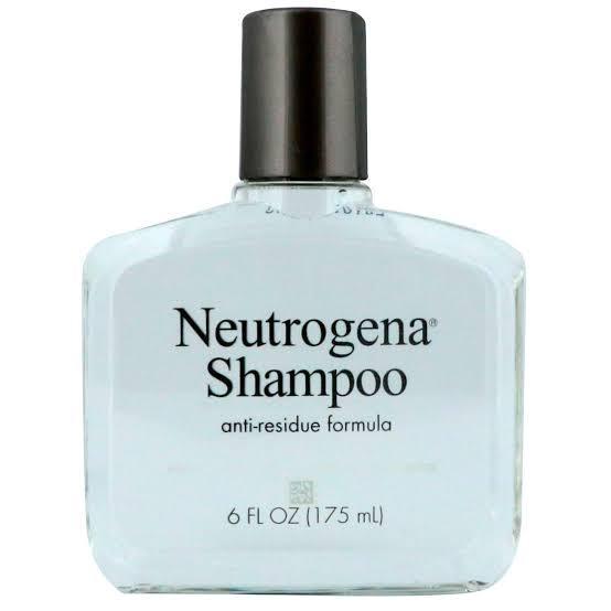 The Anti-Residue Shampoo, All Hair Types จาก Neutrogena