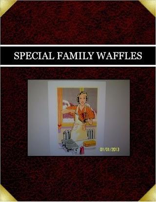SPECIAL FAMILY  WAFFLES