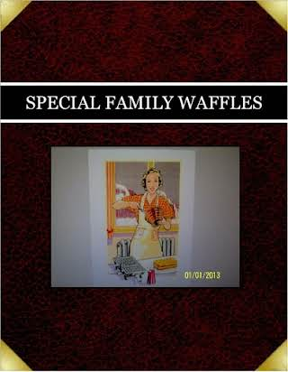 SPECIAL FAMILY  WAFFLES
