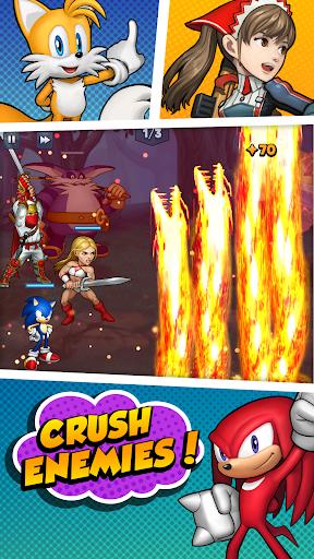 SEGA Heroes: Match 3 RPG Game with Sonic & Crew! 76.206424 screenshots 1