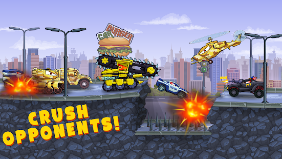 Car Eats Car 3 – Racing Game 9