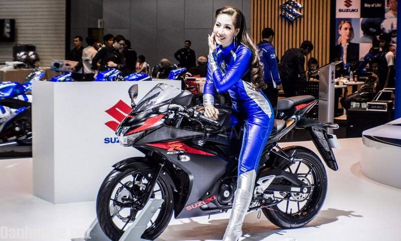 Suzuki GSX-R150 2017 có gì mới để tự tin đến thị trường Việt? 2