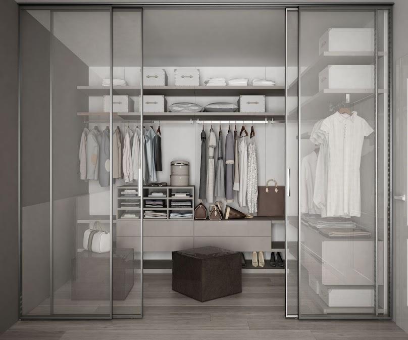 Nie wiesz jak urządzić garderobę w małym mieszkaniu? Podpowiadamy