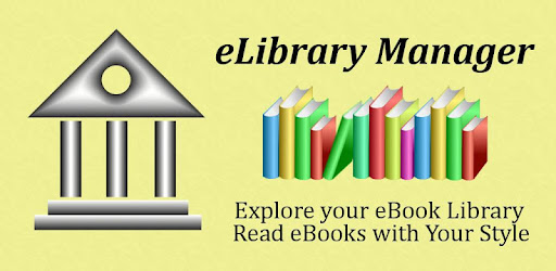 eLibrary Manager - Apps on Google Play