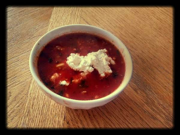 Italian Sausage Lasagna Soup Recipe