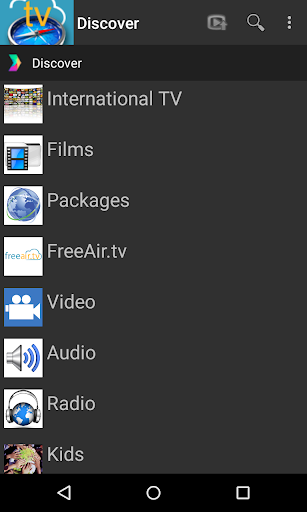 FreeAir.tv: Watch, Pause, Record Live TV anywhere 3.12.01 screenshots 6