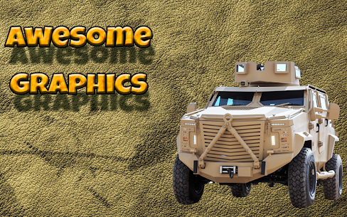 Truck Driving – Army Game 1.0.1 MOD Apk Download 3