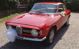 Alfa Romeo Giulia Gt Veloce 1660 Rent Lombardia