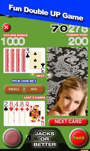 Video Poker Double Up filehippodl screenshot 12