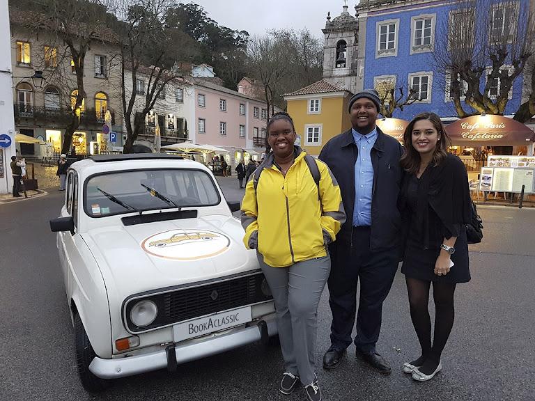Renault 4l Hire Algueirão, Mem Martins