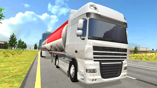 Real Truck Driving Simulator filehippodl screenshot 1