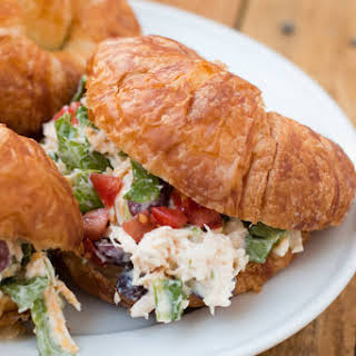 Our New Favorite Chicken Salad Sandwiches.