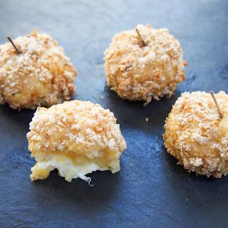 Baked Pumpkin Arancini (risotto Balls)
