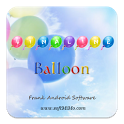 4 In A Line Balloon Free icon
