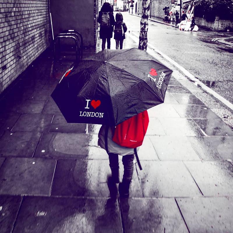 Gusto di pioggia di endee