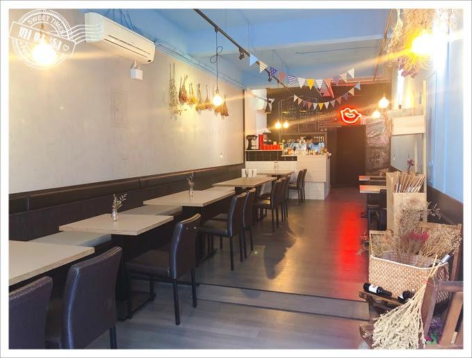 桃園小挑嘴餐廳環境