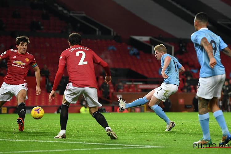 🎥 Premier League : Manchester United fait tomber le leader à l'Etihad Stadium !