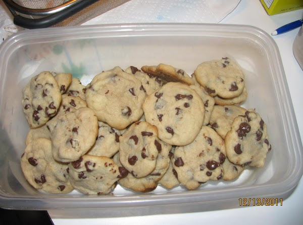 Carol Sullys Toll House Cookies Recipe