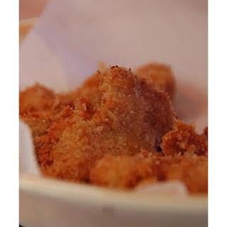 Deep Fried Chicken Teriyaki.