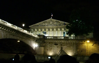 Photo: Boat tour of Paris
