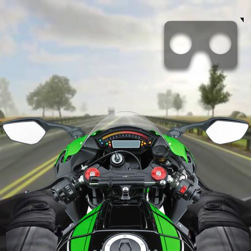 VR交通自行車賽車 賽車遊戲 App LOGO-硬是要APP
