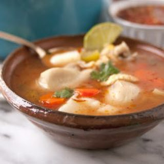 Homemade Chicken Soup With Potatoes Recipes.