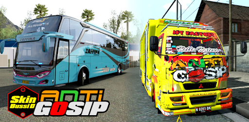 Mod Truck Canter Anti Gosip BUSSID - Apps on Google Play