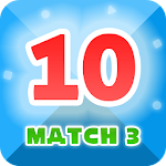 Just Match 3 - Get 10 Icon