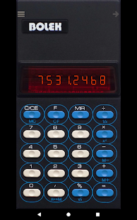 Bolek Calculator- screenshot thumbnail