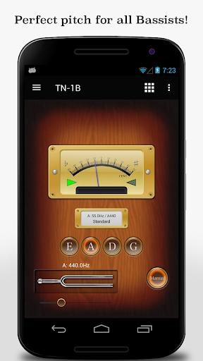 Bass Tuner TN-1B It's free! 1.4.1 Windows u7528 1
