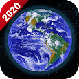 Live Earth Map 2020 -Satellite & Street View Map apk