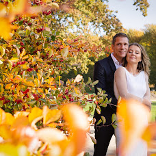 Wedding photographer Viktoriya Shabalina (vikashabalina). Photo of 11.10.2018