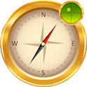 Digital Compass Free – Smart Compass for Android icon