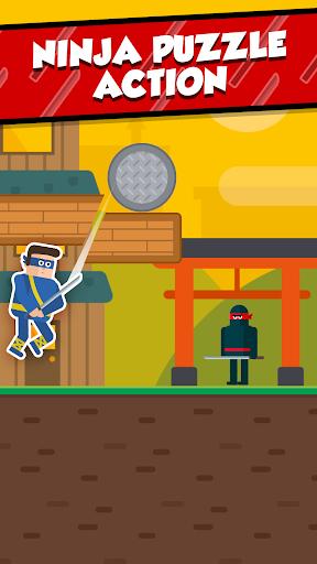 Mr Ninja - Slicey Puzzles  screenshots 1