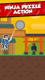 Mr Ninja – Slicey Puzzles (MOD, Skins Unlocked) 1